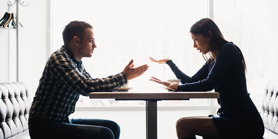 relatie met een narcist
