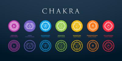 Blog: Hoe werken je chakra's?