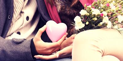 Mijn liefste Valentijn, waar ben je?