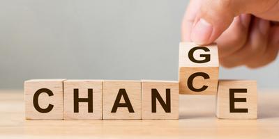 Blog: Alles kan snel, behalve veranderen